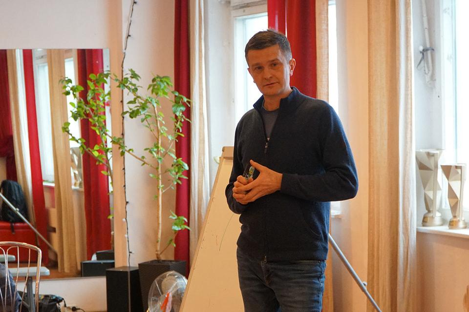 Борис Рагозин практикует аюрведическую пульсовую диагностику и лечение уже 20 лет
