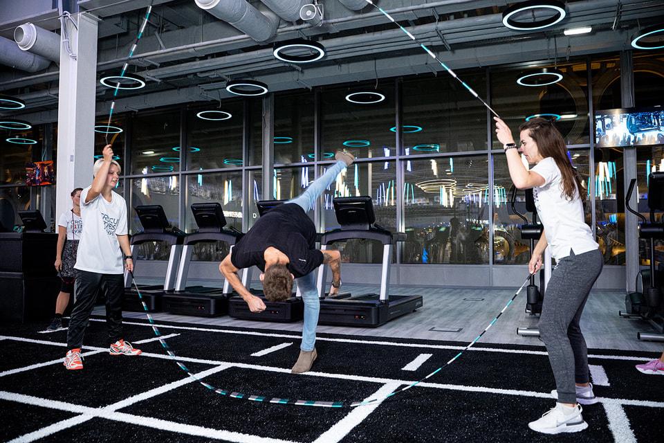 «Crocus Fitness Лужники» – инновационный фитнес-клуб