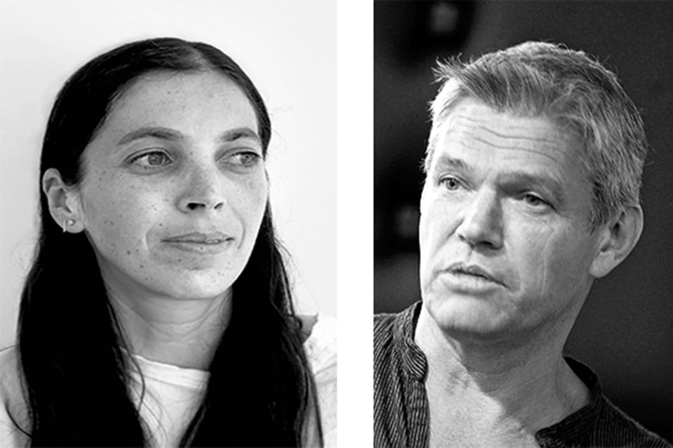 Архитекторы КаролинаКомса и Стив Коллис из JHP Design
