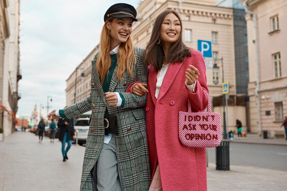 И петербуржцы, и москвичи солидарны в выборе основной одежды