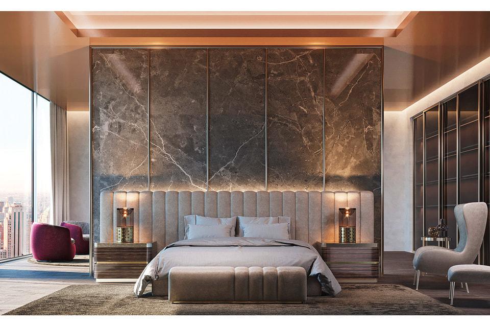 Спальня от Elie Saab