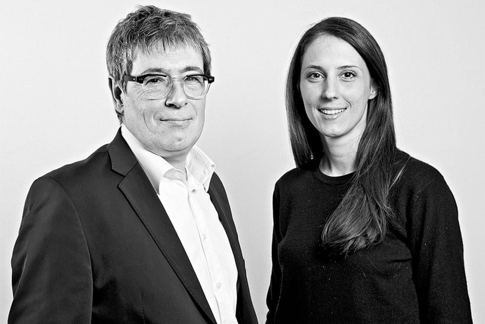 Дидье Ботам и Валерия Санчес, сооснователи Atelier Cos