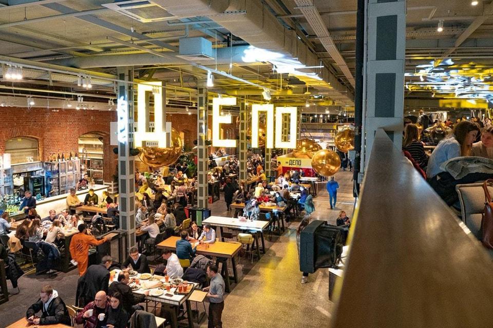 Самый резкий скачок активности наблюдается в ресторанном бизнесе