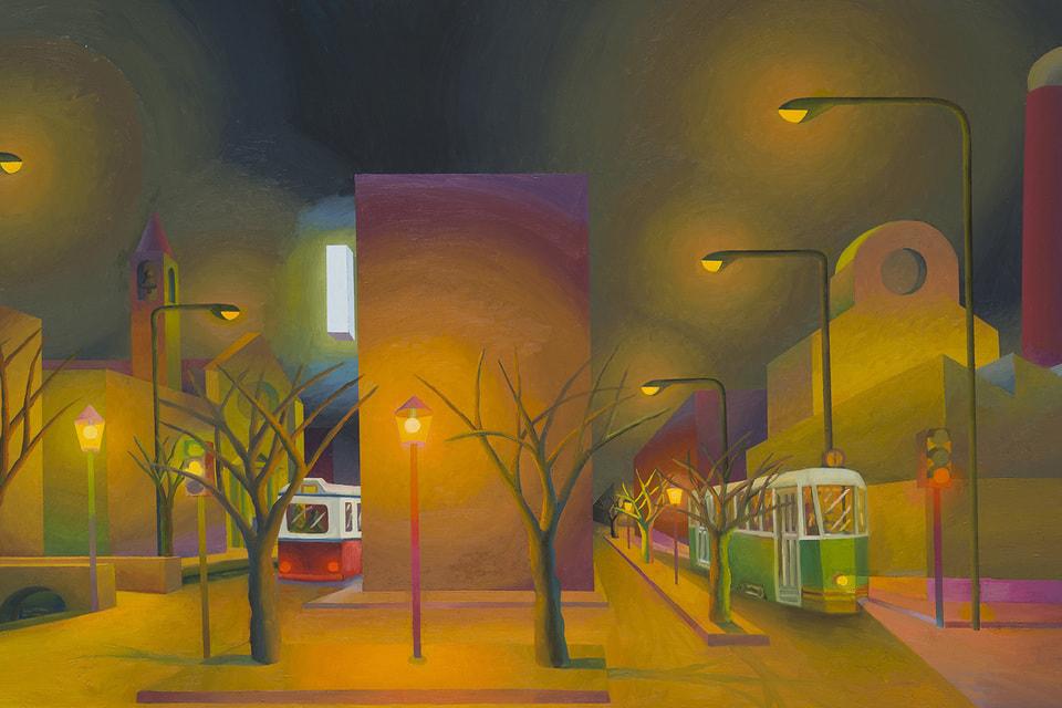 Кураторы выставки соединили 300 работ 43 художников, от представителей авангарда 1960-х до современных