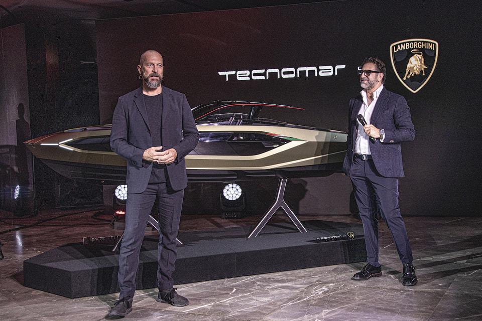 Создатели модели, которую назвали Lamborghini 63 by Tecnomar, уверены, что первый образец спустят на воду уже в 2021 году