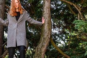 В линии Recycled Wool представлены пальто и бушлаты из переработанной шерсти