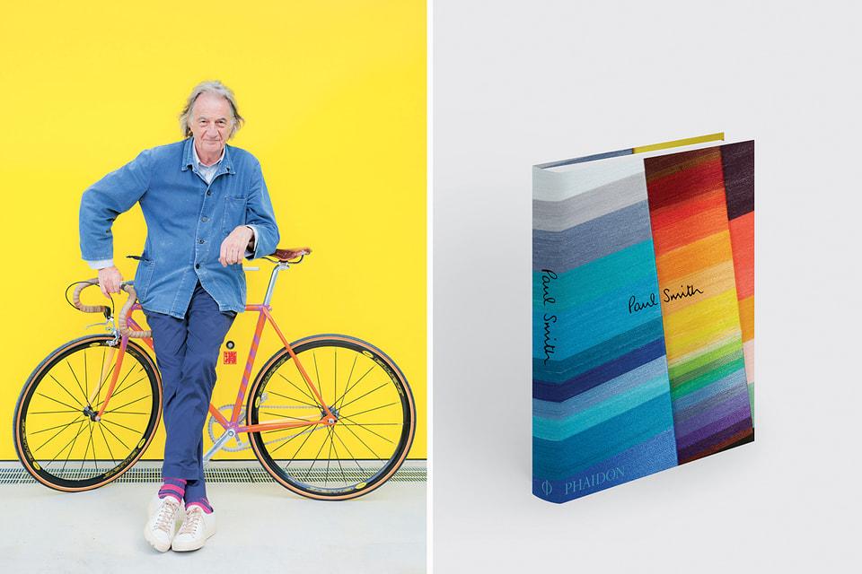 В книгу, выпущенную по случаю 50-летнего юбилеяPaulSmith,вошли фотографии 50 предметов, отражающих дух бренда