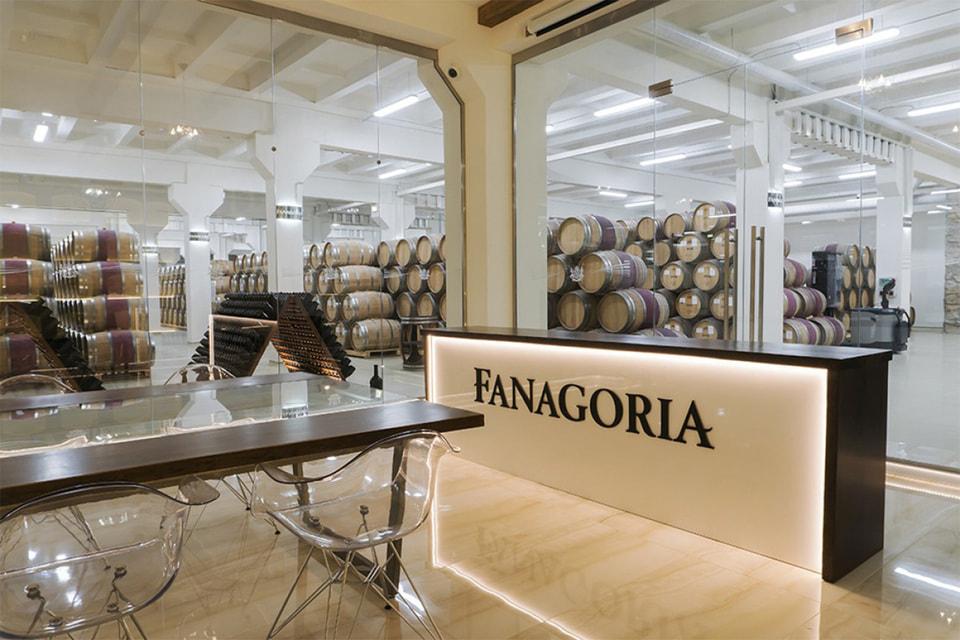 «Фанагория» – одно из самых старых винных хозяйств, ведет историю с 1957 года