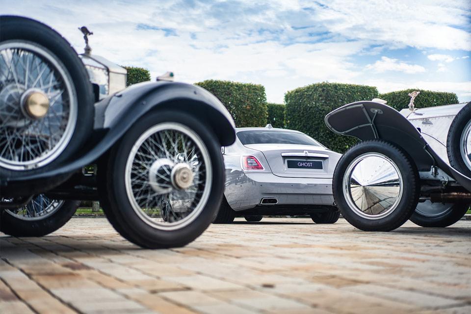Приложение Whispers доступно автовладельцам моделей Rolls-Royce, выпущенных начиная с 2003 года