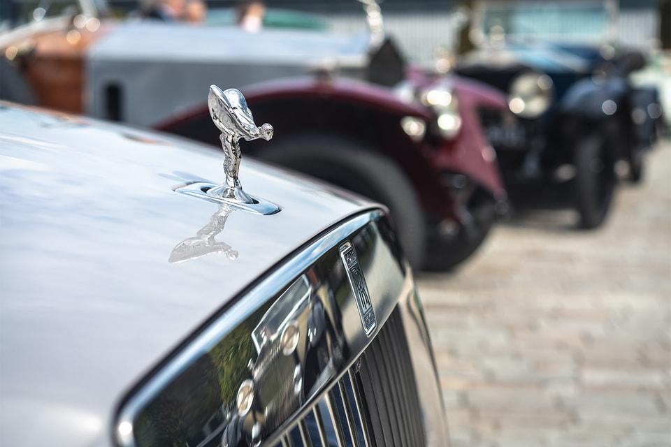 В приложении Rolls-Royce можно напрямую написать не только членам совета директоров компании, но даже СЕО марки