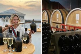 «Путешествие по российским винодельням — хорошая идея. <br>Особенно сейчас», – считает наша героиня