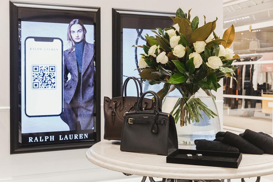 Корнер Ralph Lauren работает до 13 ноября