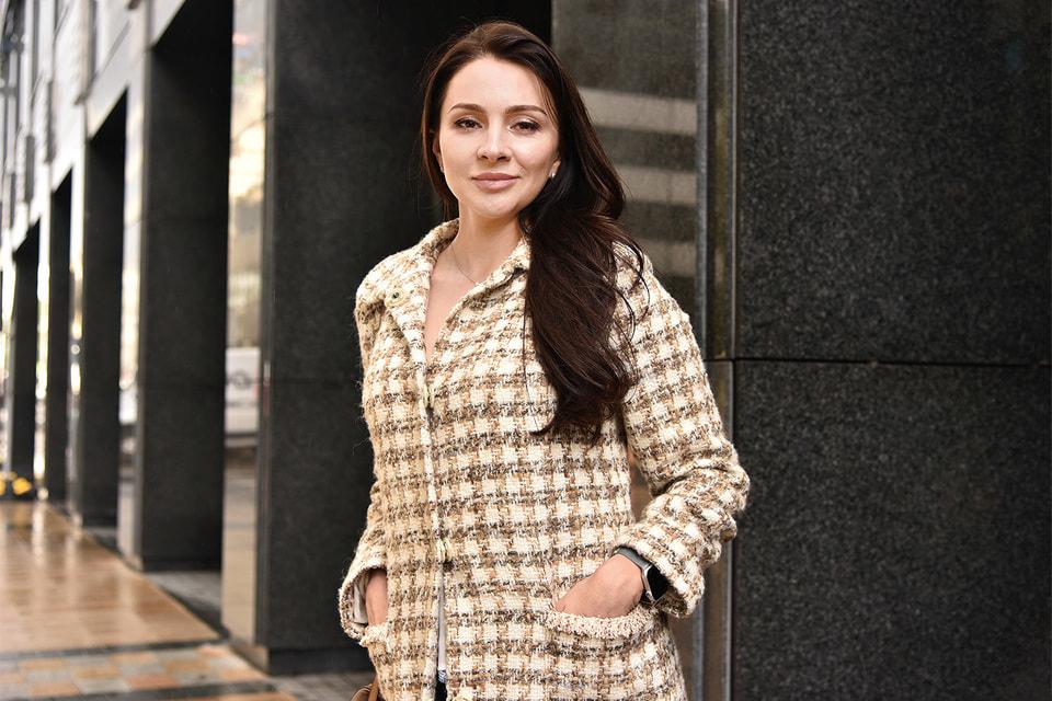 Елена Кулешова, владелица инжиниринговой компании Gekkold