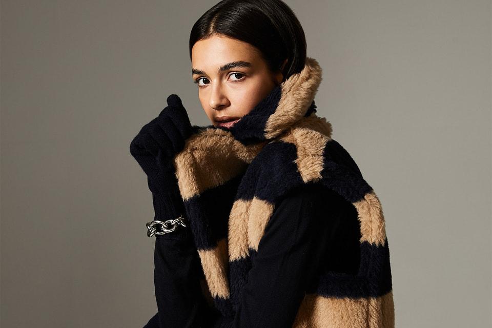 Двубортный жилет – новое «прочтение» пальто Teddy Bear