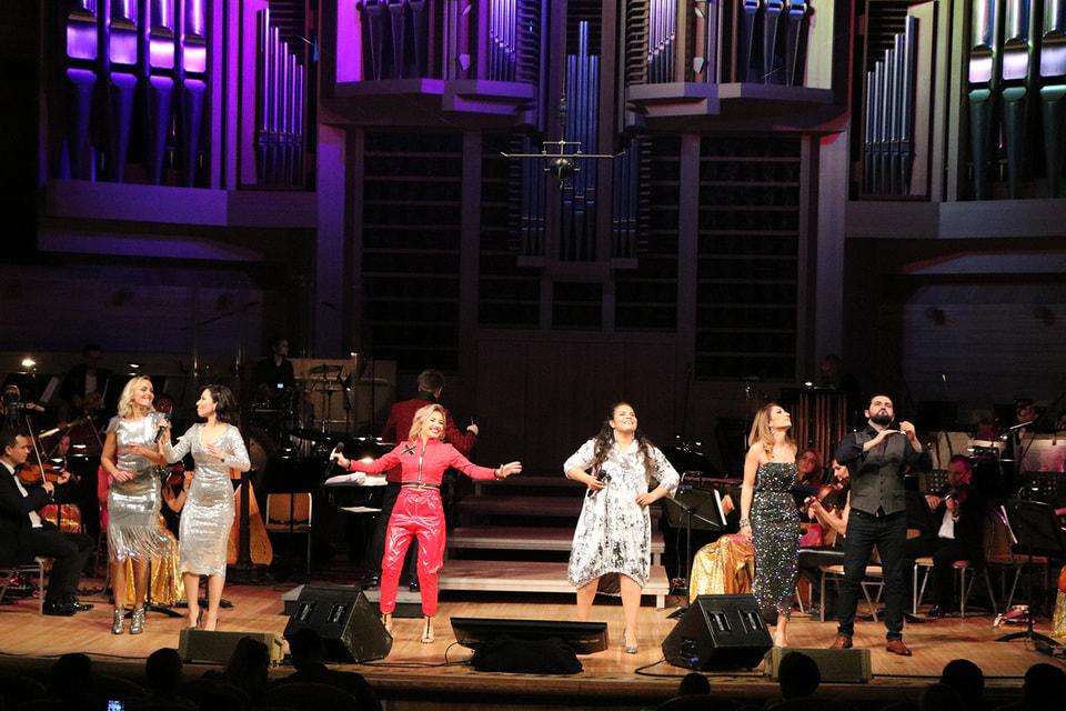 На концерт приглашены более 500 медработников «красной зоны»