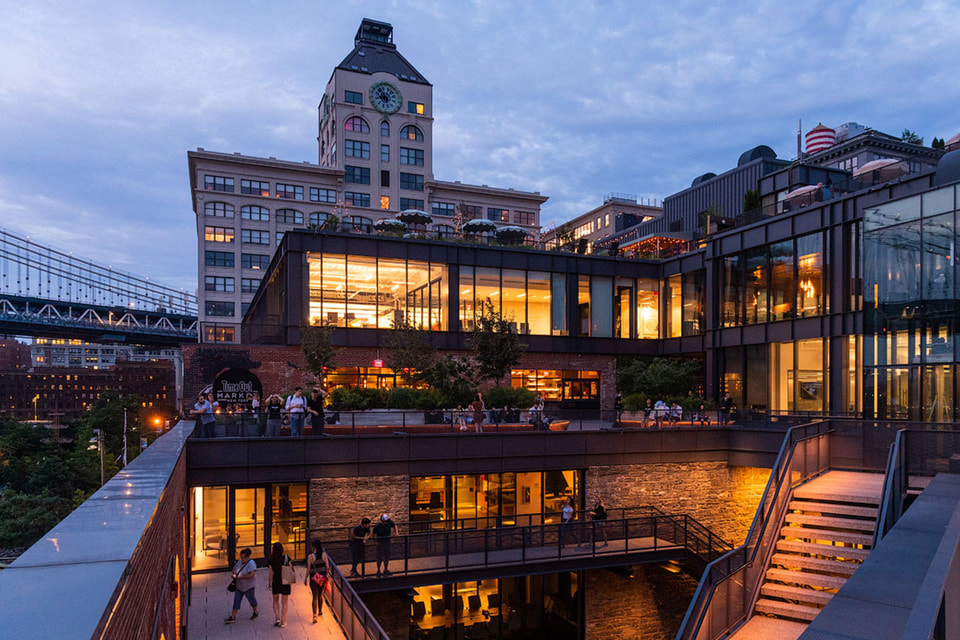Проект Transforming the East River Waterfront усиливает связь реки с прилегающими районами