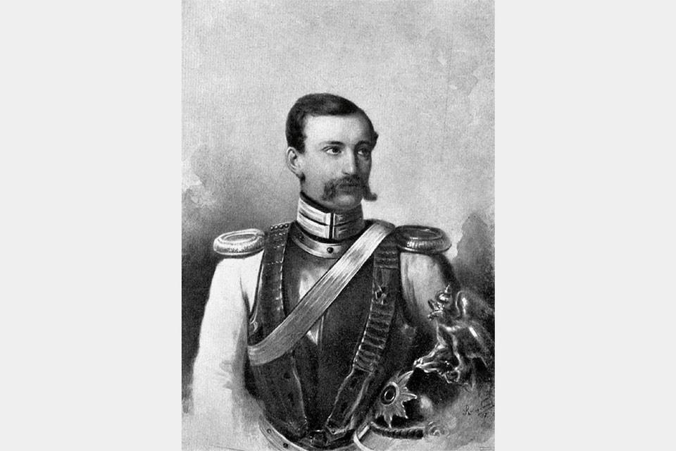 Владимир Михайлович Родзянко