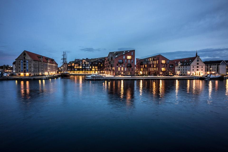 Копенгаген – идеальный пример осмысленного и ответственного потребления, экологичного строительства и в то же время жестких законов