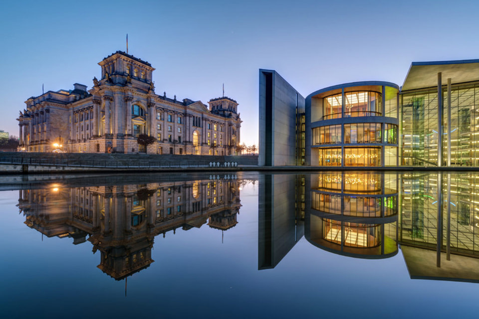 Благоустройство этой берлинской набережной решило сразу две городские проблемы