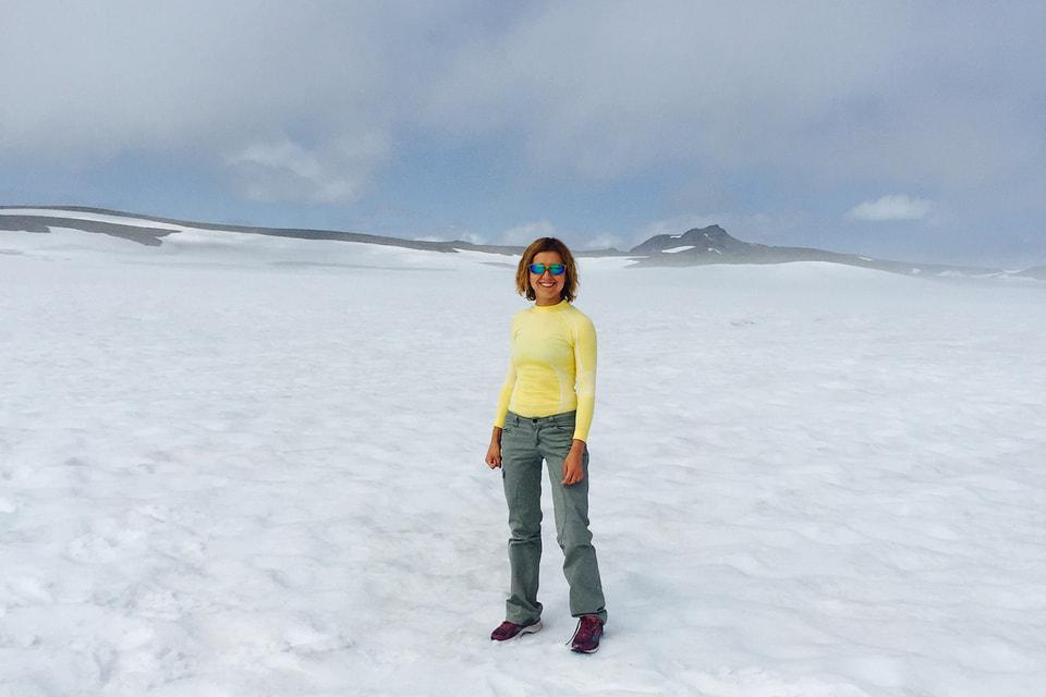 Территории парка «Вулканы Камчатки» имеют стратегическое значение для региона, считает наша героиня.