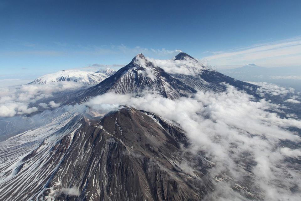 Вулканы Камчатки занесены в список Всемирного наследия ЮНЕСКО