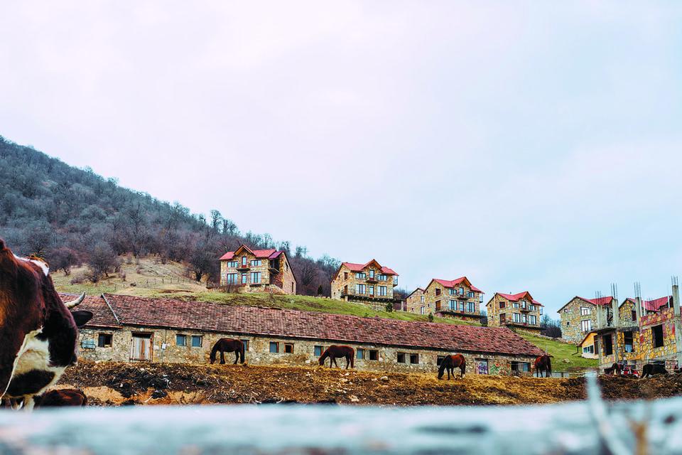 Дома в Apaga Resort