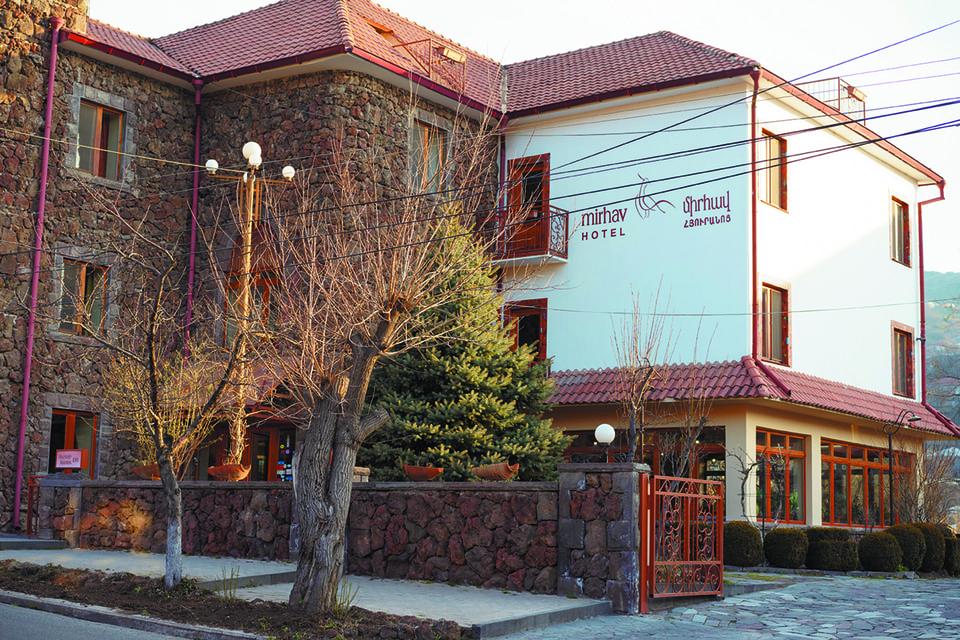 Отель «Туфенкян» в Дилижане