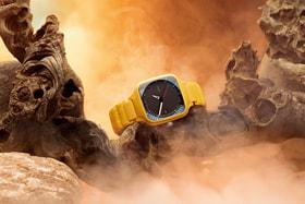 Художественный проект True Designer – теперь на циферблате часов Rado True Square