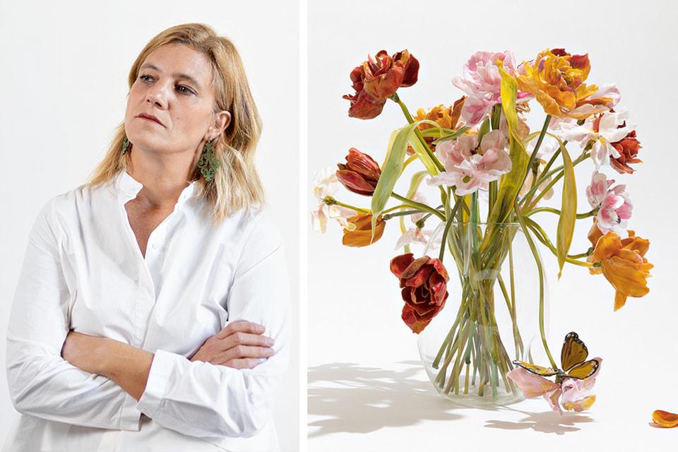 Мастерство и утонченность работ принесли Лилле Табассо заслуженную награду: премию Talent de l'Harmonie, которую вручает Centre du Luxe et de la Création в Париже