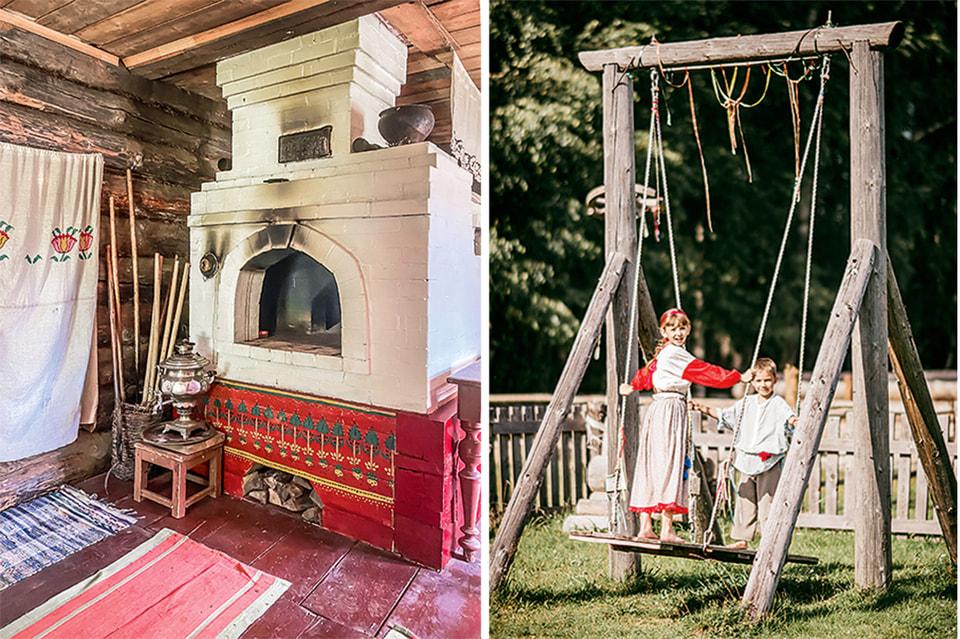 В музее «Тыгыдым» нет штата сотрудников, супруги в основном все делают сами: совсем недавно они наконец достроили свой дом на территории музея и теперь живут прямо здесь