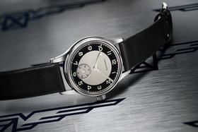 Винтажный дух важен и для современныx часов Longines и он ощущается в двух новых элегантных моделях Longines Heritage Classic – Tuxedo