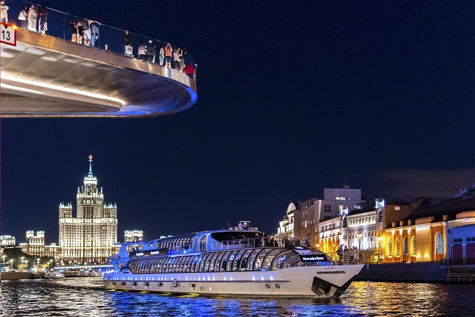 Москва получила главный приз в номинации «Лучшее туристское направление. Город»