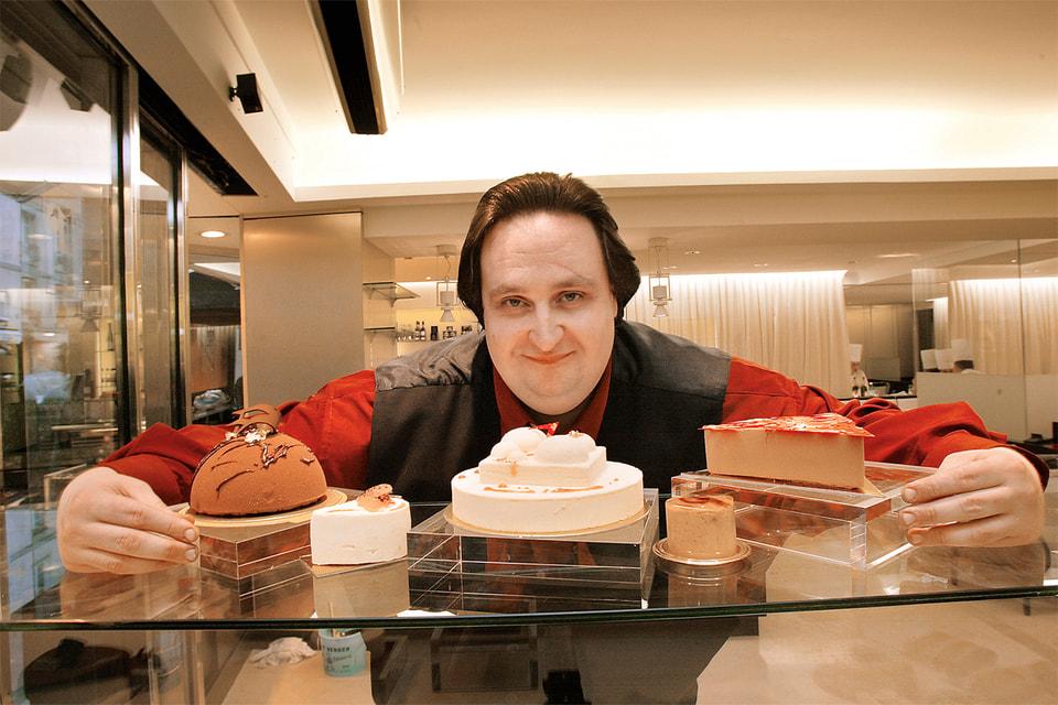 Филипп Контисини – потомственный кулинар и автор многих шедевров мировой гастрономии