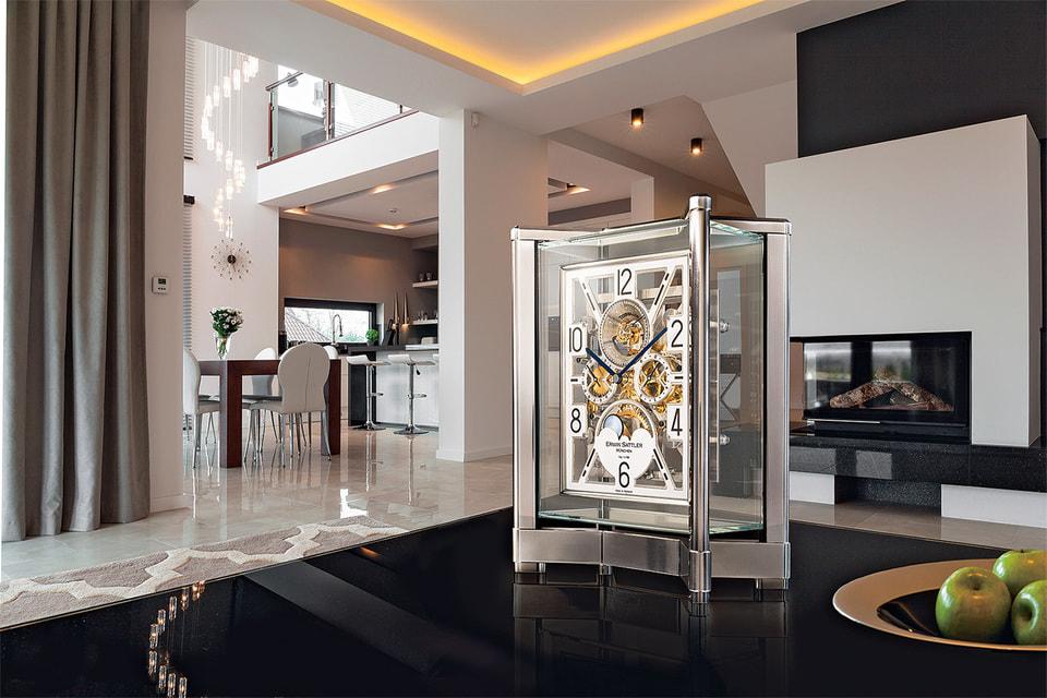 Швейцарские часы Matthew Norman звонят каждые 15 минут