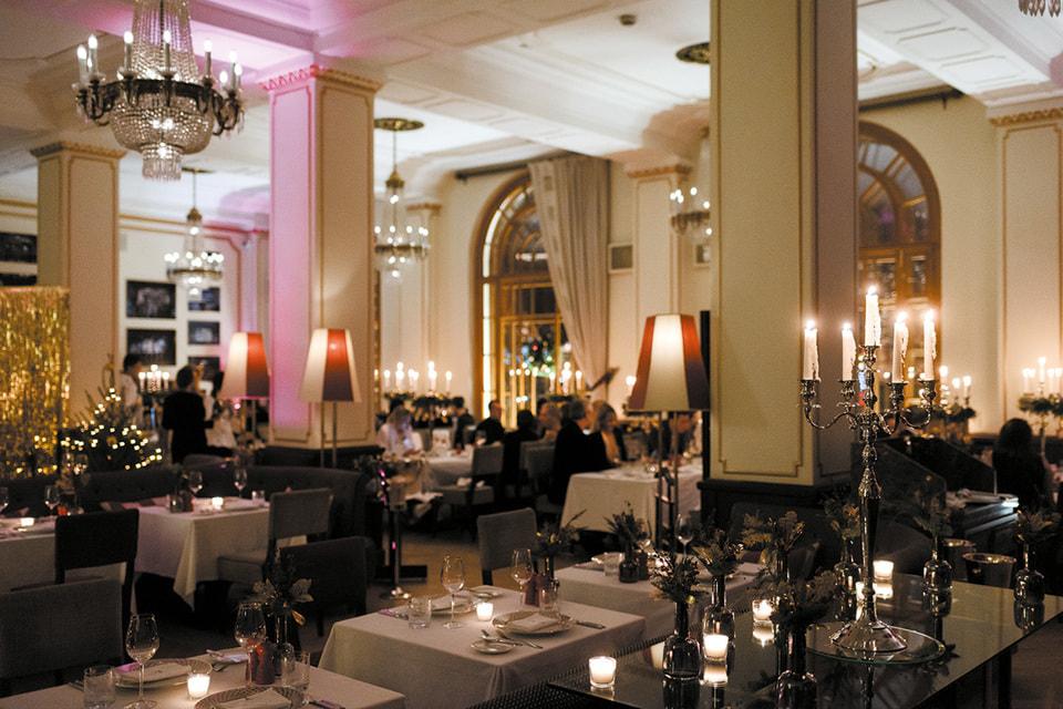 Astoria Cafe, отель «Астория»