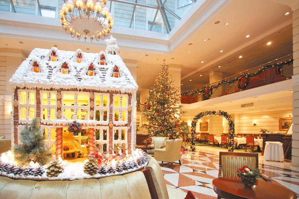 Домик Санта-Клауса, отель «Кемпински Мойка 22»