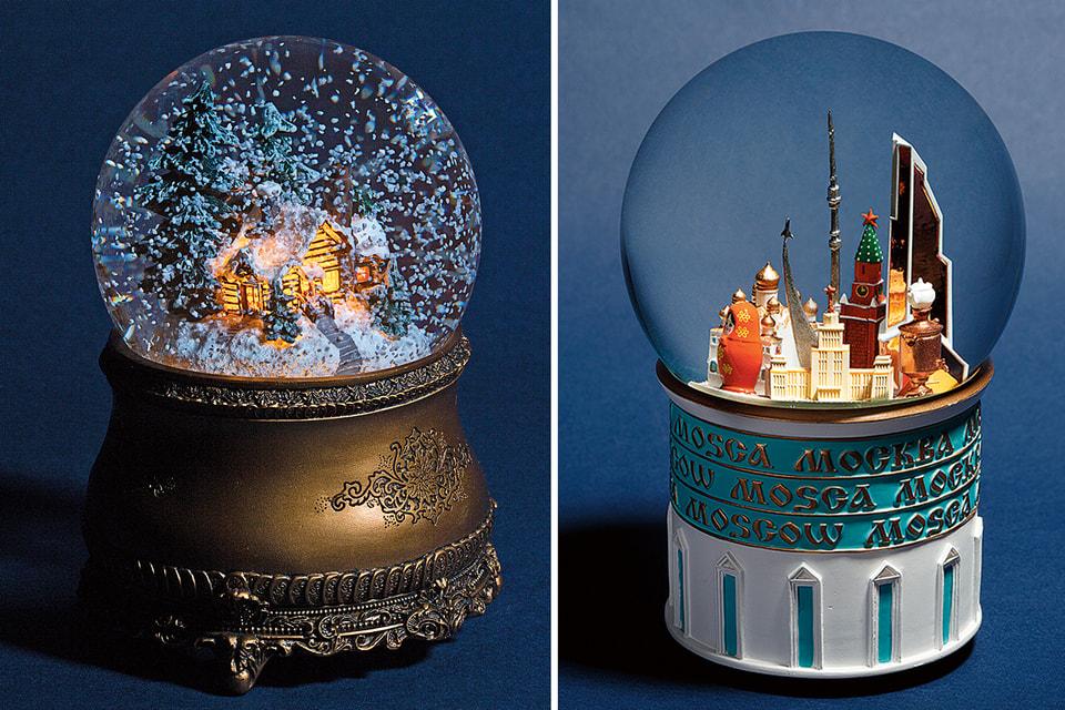 Для шара по индивидуальному заказу фигурку или композицию скульптор может вылепить в единственном экземпляре