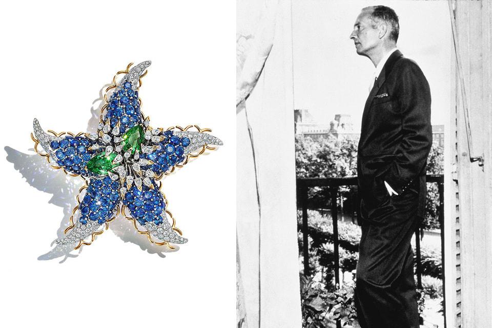 Жан Шлюмберже творил для Tiffany & Co. три десятилетия, но и сегодня его признанные творения и нереализованные эскизы не потеряли актуальности