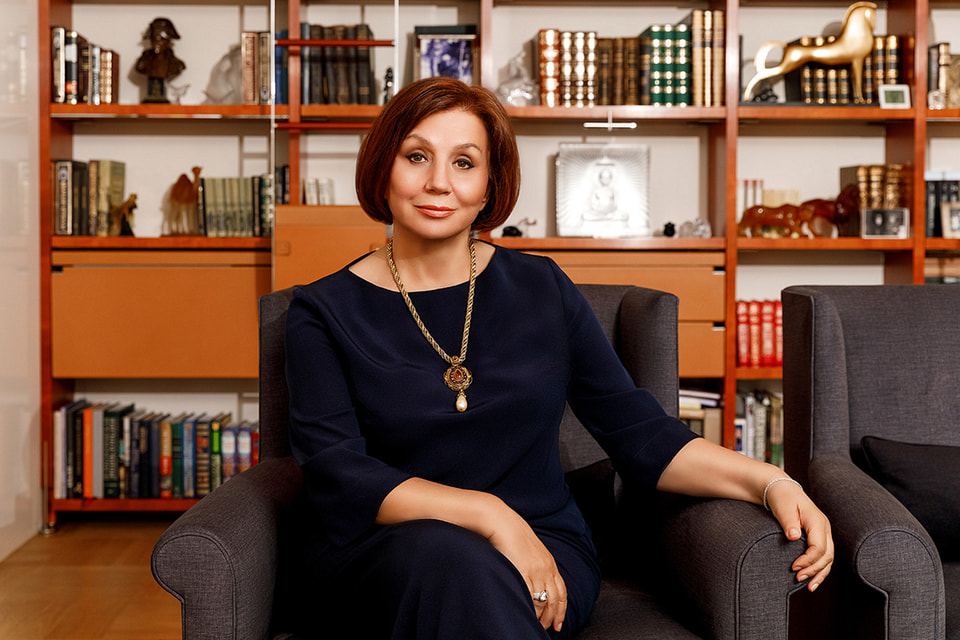 Психолог, профессор НИУ ВШЭ Марина Ивановна Мелия