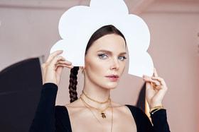 Актриса Елизавета Боярская является послом испанского ювелирного бренда Tous в России уже три года