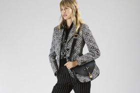 В новой женской коллекции одежды и аксессуаров Since 1854 увековечен год основания Дома Louis Vuitton