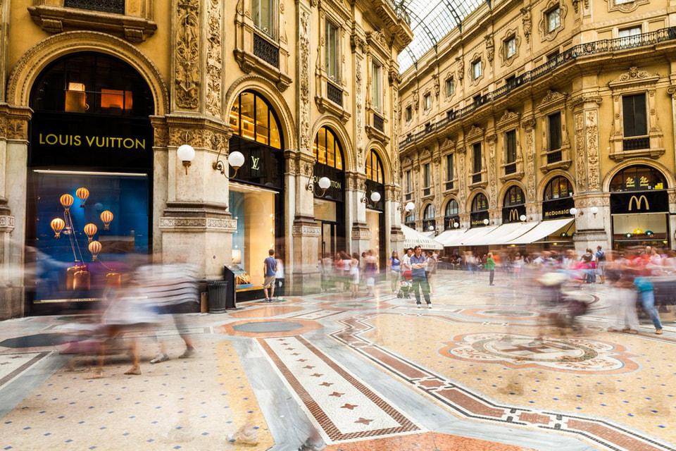 Путеводитель Future Fashion Capitals охватывает 12 крупнейших столиц мира