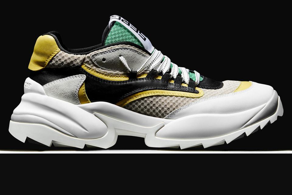 Итальянский обувной бренд Sergio Rossi был создан в 1935 году