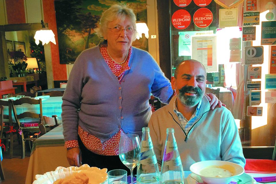 Ресторан Клеми в поместье венецианских графов Брандолини