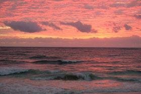 Восход в Тулуме