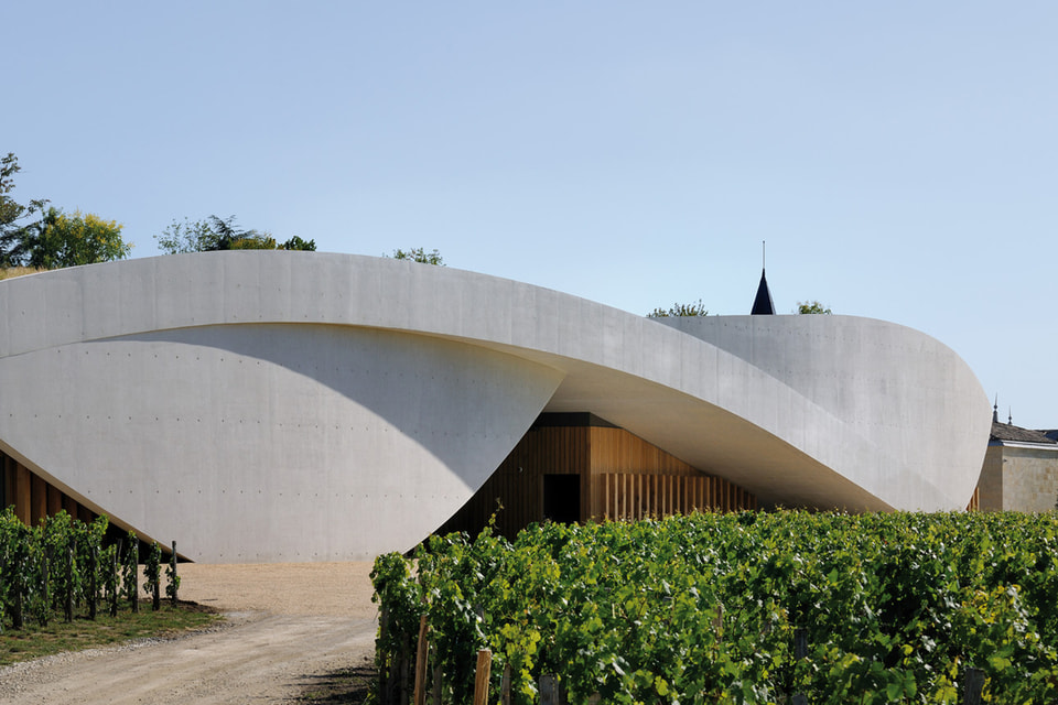 Винодельня Château Cheval Blanc (Сент-Эмильон, Франция)