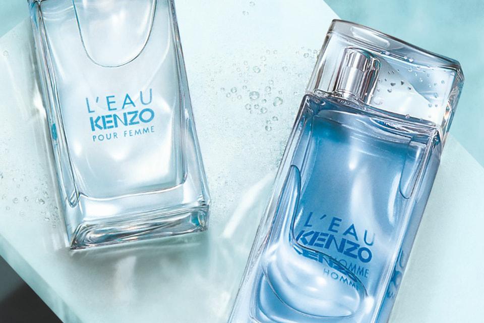 Теперь пользователи Lamoda могут приобрести ароматы Kenzo