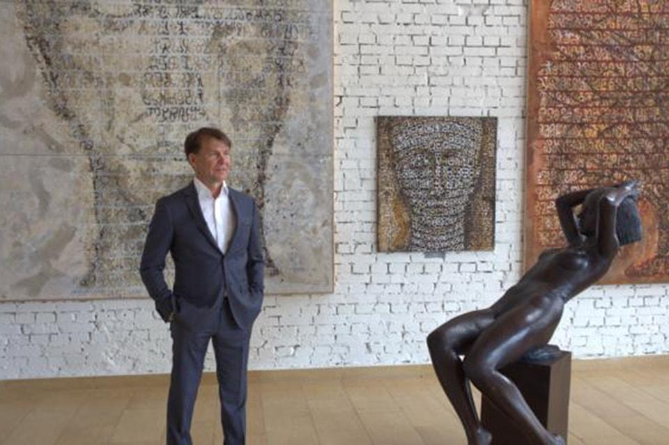Бизнесмен Константин Волков – создатель и вдохновитель парка «Легенда»