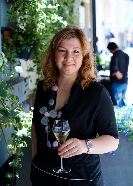 Татьяна Манн, винный эксперт, директор ресторанных проектов группы компаний Simple