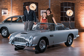 Aston Martin DB5 Junior будет выпущен в 1059 экземплярах